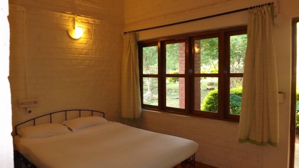 Deluxe Room at Tiger Jungle Resort