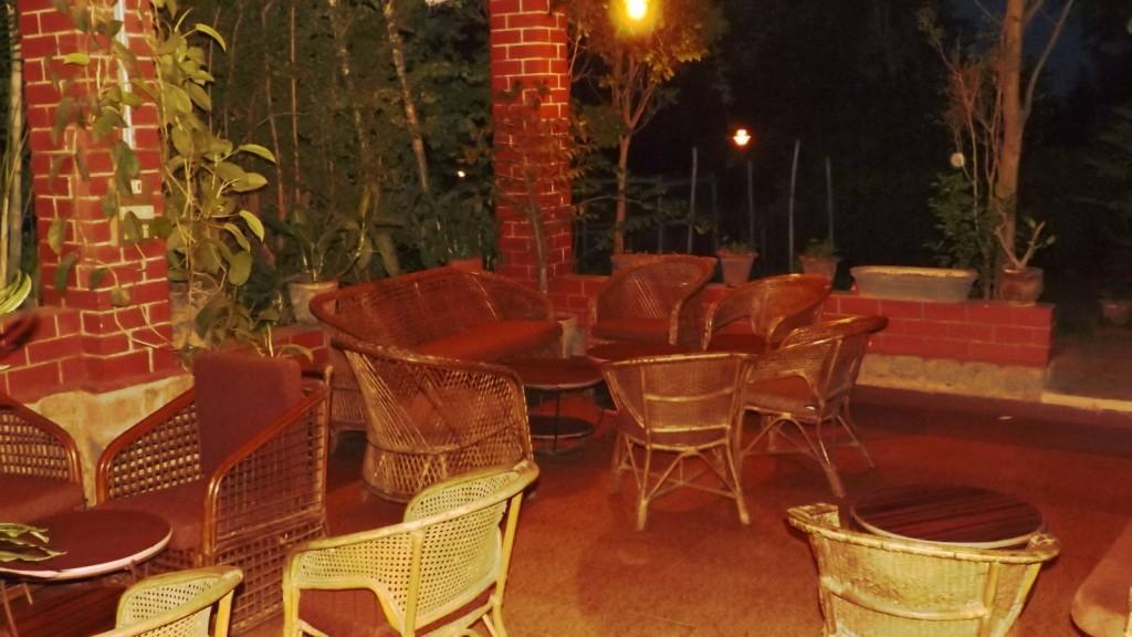 Evenings at Tiger Jungle Resort